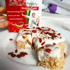 Vaječnice se šmakounem | Šmakoun Tempeh, Tofu, Smoothie, Cereal, Pudding, Breakfast, Desserts, Morning Coffee, Tailgate Desserts