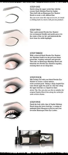 seductive eye tutorial
