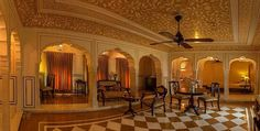 Grandeur and charm of a golden era gone by... enjoy living in the #royal fashion...stay with us at Royal Heritage Haveli Jaipur...