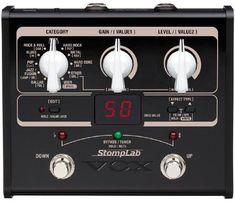 VOX-StompLab-Modeling-Guitar-Floor-Multi-Effects-Pedal-103-Modeling-SL1G-Black