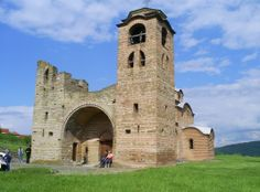 Saint Nicholas Monastery, Serbia