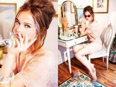 Christian Dior Cruise 2012 Ad Campaign | bented.com