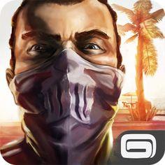 Game nhập vai Gangstar Rio: City of Saints cho iPhone