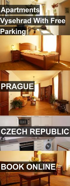 Hotel Apartments Vysehrad With Free Parking in Prague, Czech Republic. For more information, photos, reviews and best prices please follow the link. #CzechRepublic #Prague #ApartmentsVysehradWithFreeParking #hotel #travel #vacation