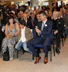 Ronaldo, Dolores y Junior