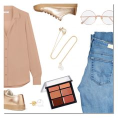 """339"" by danielle-487 ❤ liked on Polyvore featuring AG Adriano Goldschmied, Equipment, Prada, Sunday Somewhere and Sophie Bille Brahe"