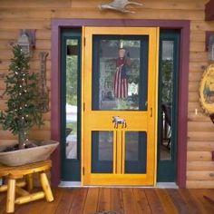 Ordinaire Solid Wood Screen Doors   Grand River Supply Albuquerque, NM ( New Mexico )  | SCREEN DOORS Windows | Pinterest | Solid Wood, Screens And Doors