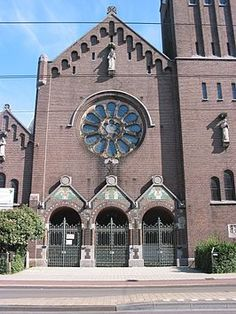 vooraanzicht Boomkerk
