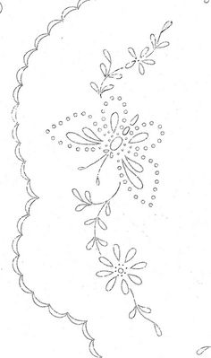 A plethera of vintage embroidery patterns