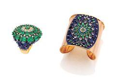 Emar Batalha se inspira na Costa de Amalfi para criar nova coleção de joias - Harper's Bazaar