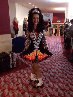all scotlands 2014 melanie valdes in gavin i think irish dancegavin oconnordress - Irish Dancer Halloween Costume