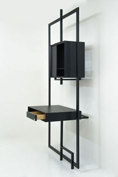Com:pos:ition wall-mounted system