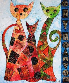 Cats 737 - Marucii by Marek Lutek - marucii