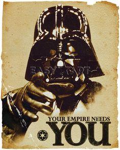 poster star wars darth vader - Pesquisa Google