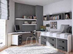 Image detail for -Cool Teen Boys Bedroom Ideas