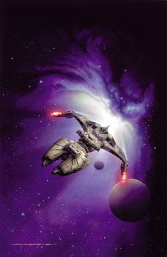 Star Trek by Jerry Vanderstelt