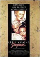 Les Liaisons dangereuses -Stephen Frears, 1988