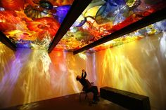 "Chihuly ""Through the Looking Glass""...so so beautiful!"