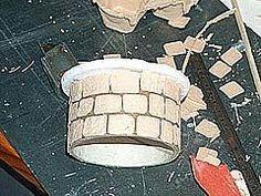 Réalisation d'un puits miniature au 1/12 ème - page1 - Frammy miniatures
