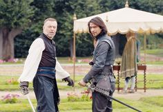 S3 - Treville and D'Artagnan Musketeers. ... From abbyprincess2 on tumblr