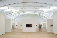Renzo Piano / Zentrum Paul Klee, Bern, Switzerland, 2000-2005