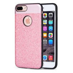 Built-in Magnetic Metal Plate Hybrid Phone Cover Case Iphone 7 Plus, Iphone 6, Plate Design, Phone Cover, Magnets, Plates, Metal, Beautiful, Licence Plates