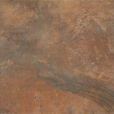 FLOORS 2000 11-Pack Jungle Sunset Glazed Porcelain Indoor/Outdoor Floor Tile (Common: 13-in x 13-in; Actual: 12.92-in x 12.92-in)