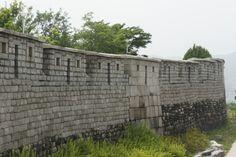 Wall on Naksan Park