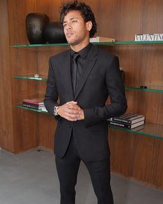 Neymar's new look