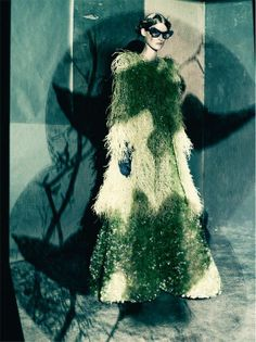 Marie Piovesan Paolo Roversi10 Marie Piovesan for Vogue Italia March 2012 by Paolo Roversi