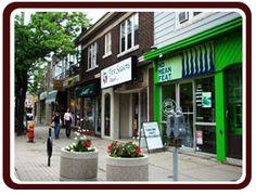 Westdale Village - Hamilton, Ontario, Canada