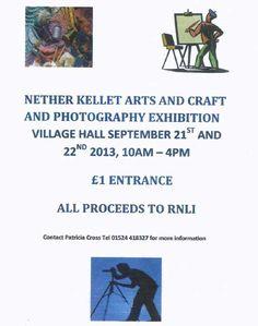 Morecambe Bay Art and Craft at Nether Kellet, Carnforth