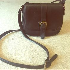 Black Forever 21 Crossbody Bag Small black Crossbody bag. Perfect for any outfit. Casual enough for every day life but nice enough for date night. Has a zipper to enclose and a small zipper pocket inside. Strap has a buckle that you can adjust the length of the strap with. Has a few small scratches(from my cat). Those can be seen in the second photo. They're hardly noticeable. Very sturdy and reliable little purse. Price is somewhat negotiable Forever 21 Bags Crossbody Bags