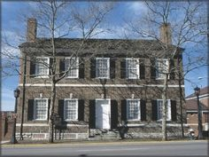 Mary Todd Lincoln house, Lexington, KY   (President Lincoln's wife)