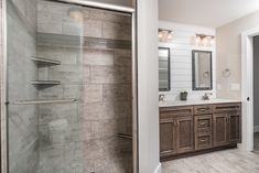Fennel Bathroom ©️Haas Cabinet