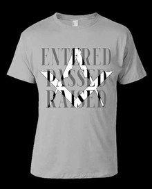 Entered, Passed, Raised (grey)