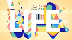 LIFE. We launched Life to celebrate our first studio anniversary. Something to have fun with and to explore a new style in design, edition a...