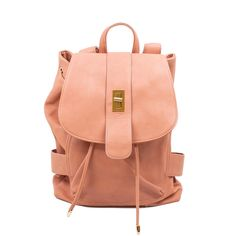 Looks fancy like a purse, does the job of a backpack. Perfect. www.mooreaseal.com