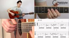 Fingerstyle Blues Lesson - Advanced Thumb Slapping
