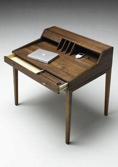 Secreter moderno / en madera - AK 1320 by Nissen & Gehl - Naver collection