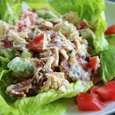 Salade au bacon @ allrecipes.fr