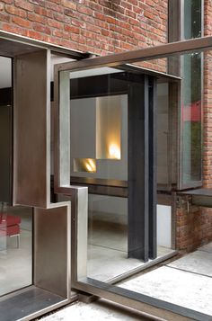 Operable Boundary | Dean/Wolf Architects | Archinect