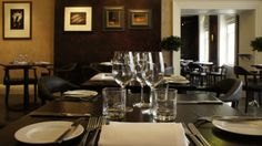 Children have gone back to school which means.time for a leisurely lunch at The Angel, Abergavenny. Evening Meals, Table Settings, Dining Room, Angel, Lunch, School, Children, Furniture, Home Decor