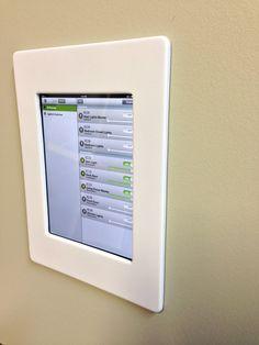 Amazon.com: iPad Mini Wall Mount - White: Computers & Accessories