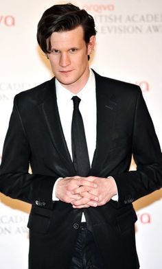 Matt Smith!!! I can't wait to meet him at Comic Con in February!!!!!!!!!!!!! I'm bringing a Bible Teach book with me