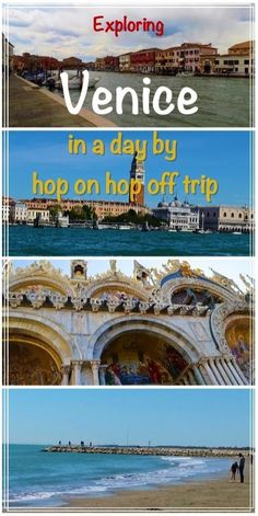 Venice | Italy | Europe | Hop on hop off | Lido | Murano | St Marks Square | Academia Gallery