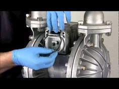 22 best yamada videos images on pinterest videos diaphragm pump maintenance video on the disassembly and reassembly of yamadas and solidpro double diaphragm pump non lubricated air valve ccuart Image collections