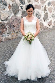Finland bridal dress....