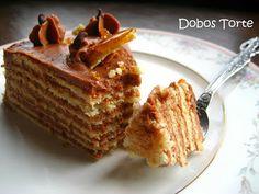 Home Cooking In Montana: Dobos Torte
