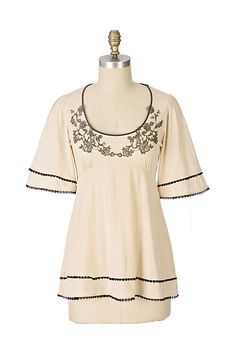 On The Breeze Top #anthropologie